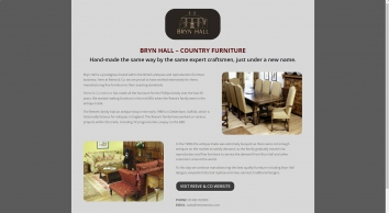 Bryn Hall Country Furniture