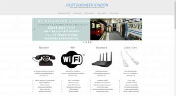 BT engineer London specialist - 0203 6331131