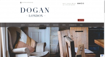 Bespoke Handcrafted Wooden Furniture by Budak London
