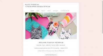 Bugsy Swimwear | Custom Swim and Beach Wear