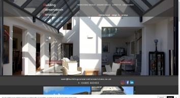 Building Conservation Services