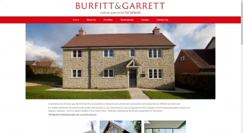 Building Contractors, Builders, Electricians and Bricklayers  - Burfitt & Garrett Building Contractors