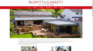 Building Contractors, Builders, Electricians and Bricklayers  - Burfitt & Garrett Building Contractors
