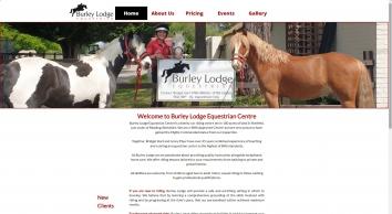 Burley Lodge Equestrian Centre