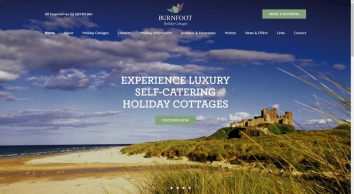 Burn Foot Holiday Cottages