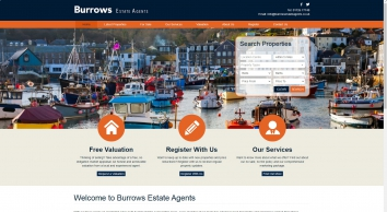 Estate Agents in St Austell, Cornwall - Burrows Estate Agents
