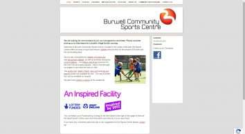 Burwell Community Sports Centre | Burwell Community Sports Centre