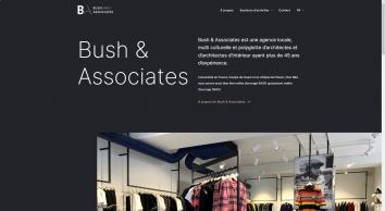 Bush & Associates – Cabinet d\'architecture franco-britannique
