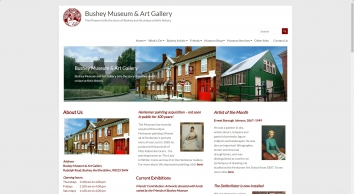 Bushey Museum and Art Gallery - Bushey Museum & Art Gallery