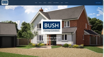 Bush Group Limited - Offering property development and investment services throughout Norfolk & Suffolk