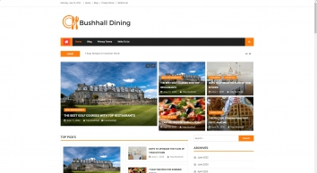 Bush Hall Dining Rooms