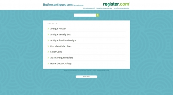 Butler\'s Antiques