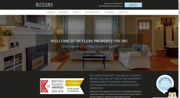 Butlers Property Online, Weybridge