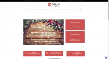 Butterfly Fashion | Adored By Boutiques