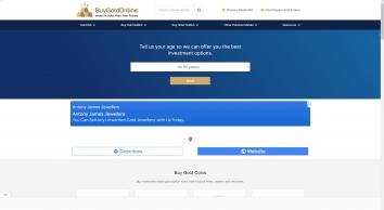 Buy Gold Online   Invest in Gold   Gold IRA   Buy Gold Bullion Online