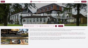 Best Western Ullesthorpe Leisure Club