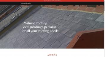 B Wilmot Roofing