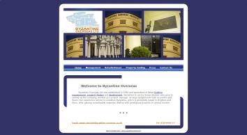 Byzantine Overseas
