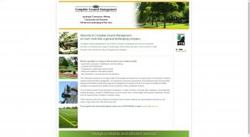 Complete Ground Management Ltd