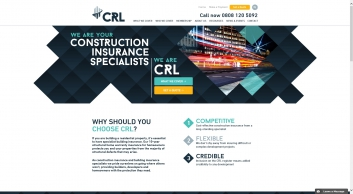 C-R-L The Home of Structural Insurance