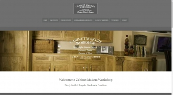 Cabinet Makers Workshop