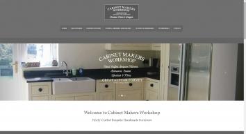 Cabinet Makers Workshop