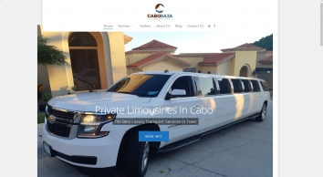 Cabo Baja Limousines   Airport Transfers   Corporate Transfers