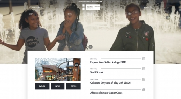 Cabot Circus - Gift Cards