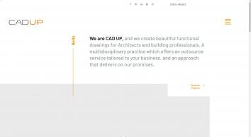 CAD UP - Architectural Design Hampshire