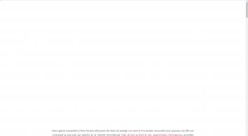 BARNES Corse, Cala Rossa