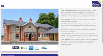Calco Construction Ltd