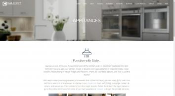 Appliances - Caldicot Kitchen & Bathroom Centre