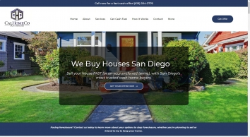 CalHomeCo Buys Houses