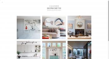 Callender Howorth Interior Design Ltd