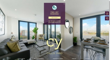 Callis Yard   Contemporary Apartments & Townhouses