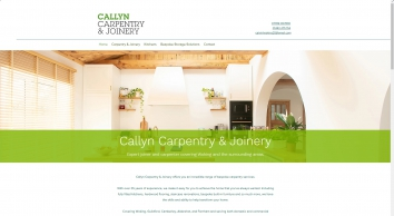 Callyn Carpentry & Joinery