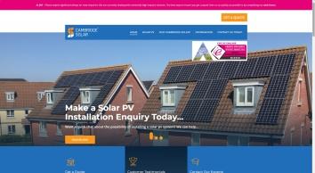 Solar Panel Installers | Cambridge Solar Ltd | Cambridge Solar