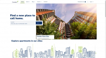Luxury Apartments for Rent - CamdenLiving.com