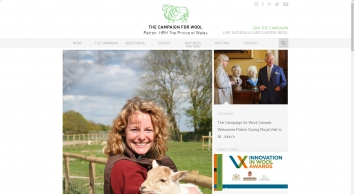 Campaign for Wool | Join The Campaign, Live Naturally & Choose Wool