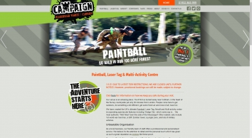 Campaign Paintball