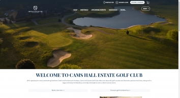 Cams Hall Golf Club