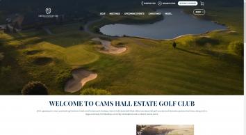 Cams Hall Golf Club