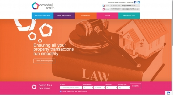 Campbell Smith LLP Estate Agents in Edinburgh