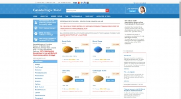 Canada Drugs Online Pharmacy for Legal Ordering RX Drugs from Canada   Canadadrugs.co