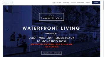 Canalside Walk Limited - 3 Canalside Walk