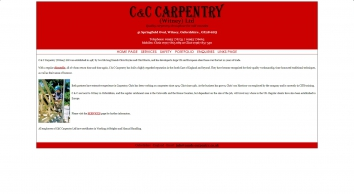 C & C Carpentry
