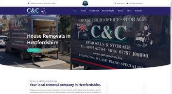 C & C Removals & Storage