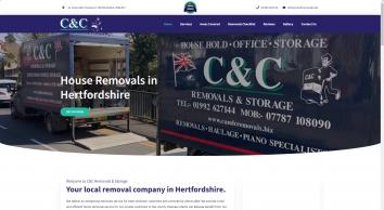 C & C Removals & Storage