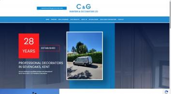 C & G Painters & Decorators Ltd