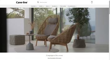 Mobília de jardim e pátio lounge - Design Dinamarquês - Cane-line